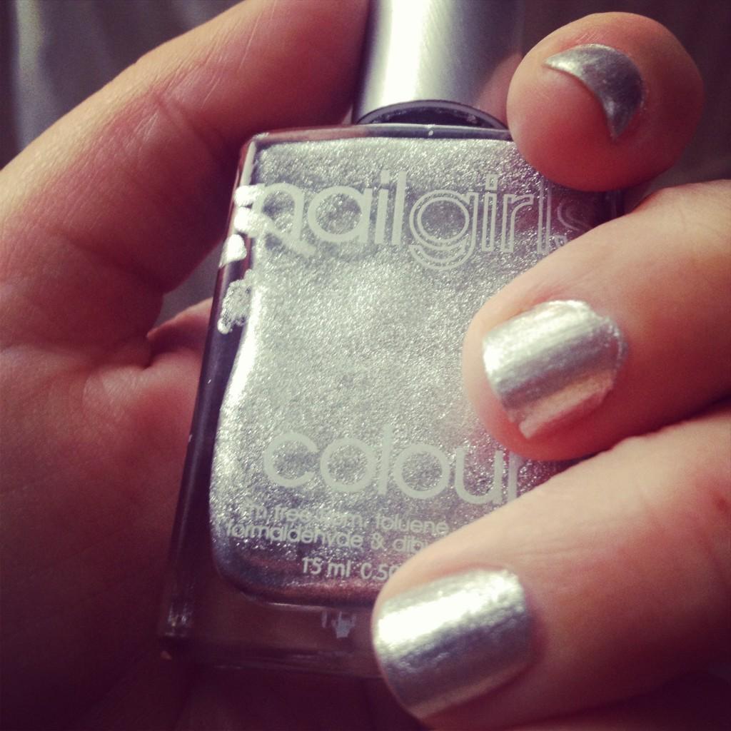 nailgirls silver