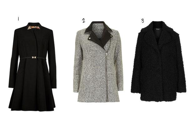 Ladies smart coats