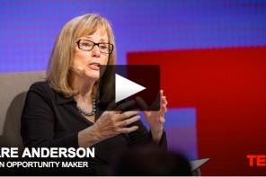 3 Inspiring TED Talks by women