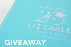 Liz Earle Cleanse & Polish Trio – First Impressions & Giveaway