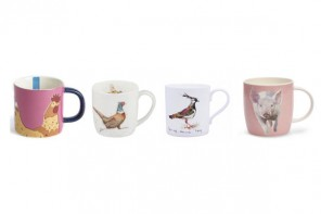 House & Home: Animal Themed Mugs