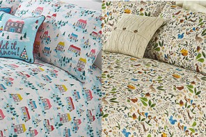 Cute House u Home Bedding Sets For Autumn u Winter