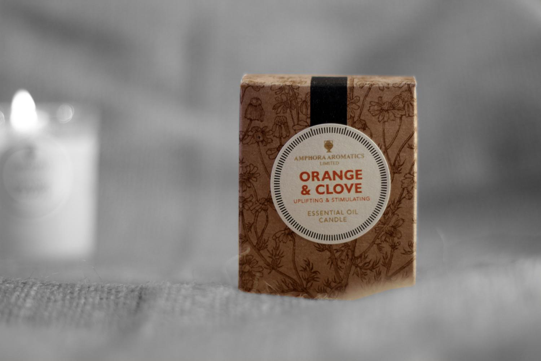 Amphora Aromatics Orange Amp Clove Prettygreentea
