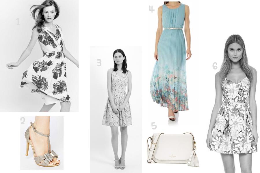 Summer Wedding Dresses for Guests
