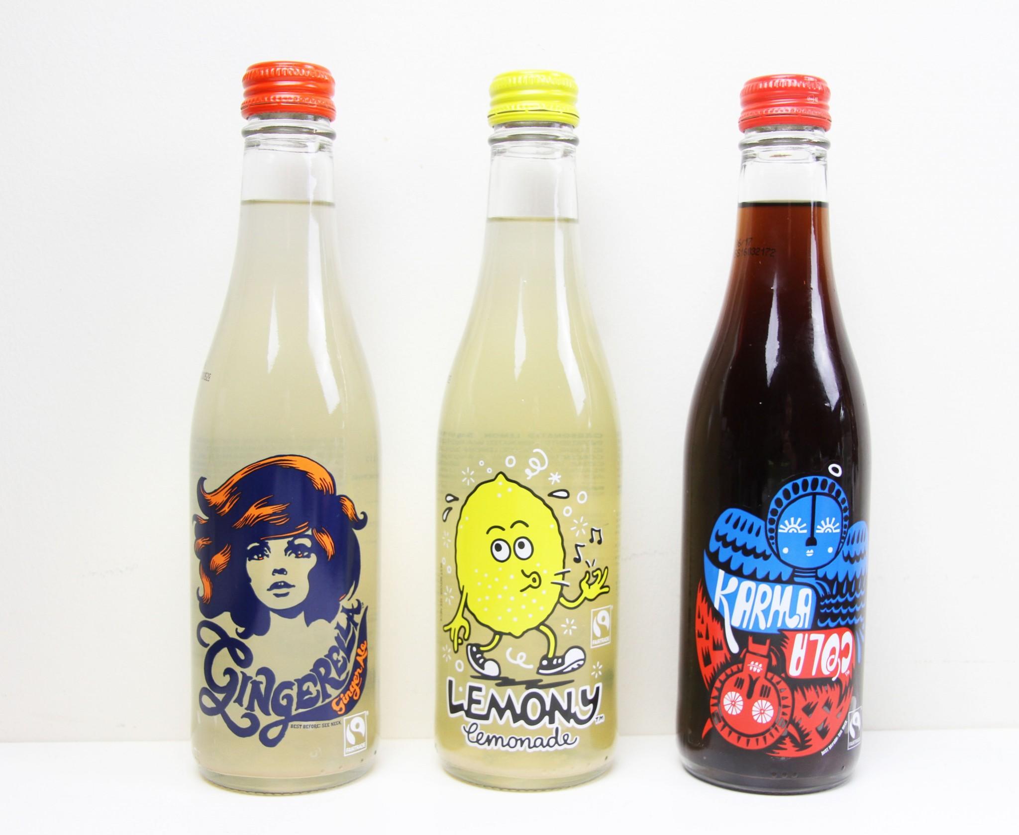 Karma Cola Drinks - a biz with a positive purpose ...