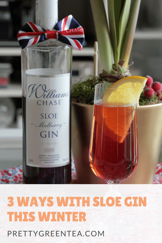 3 ways with sloe gin