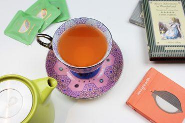 Orange Rooibos Tea - CHASH - Prettygreentea