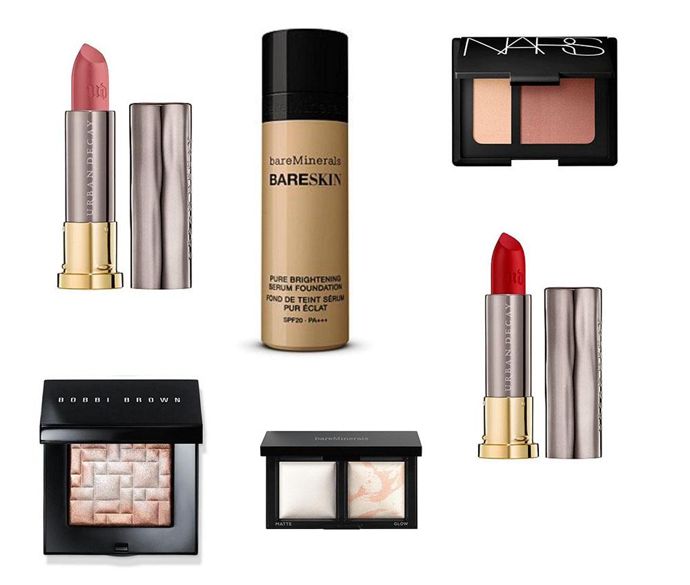 new make up 2017