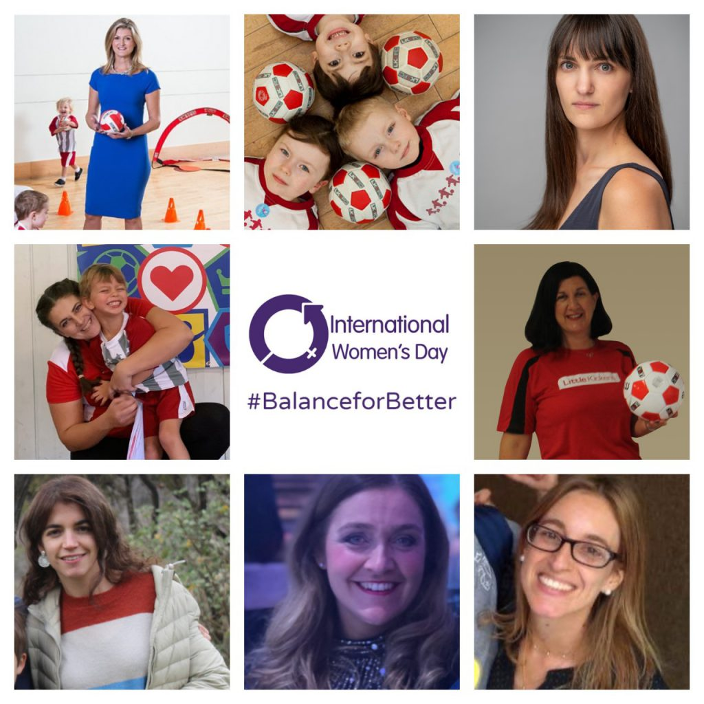 Little Kickers Champions International Women's Day by Celebrating Its Amazing Female Franchisees